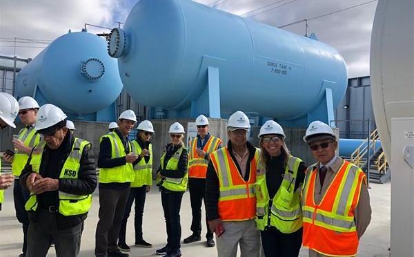Từ một ĐBSCL đang ngập mặn đi thăm nhà máy khử mặn Carlsbad lớn nhất nước Mỹ