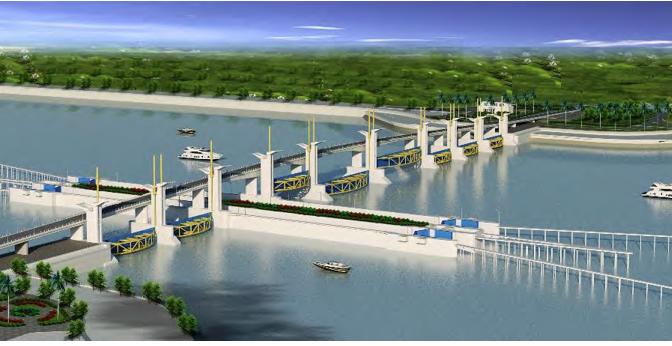 Nói không với dự án Cái Lớn, Cái Bé – Đi tìm các giải pháp phi công trình cho Đồng bằng Sông Cửu Long