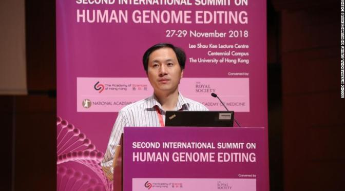 Biên tập gen: giữa kĩ thuật và đạo đức