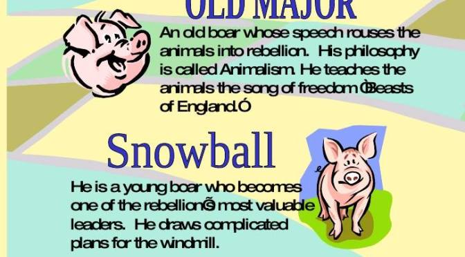 Năm Kỉ Hợi: đọc lại Trại Súc Vật (Animal Farm)