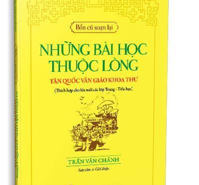 """Đọc sách """"Những bài học thuộc lòng – Tân Quốc văn giáo khoa thư"""""""