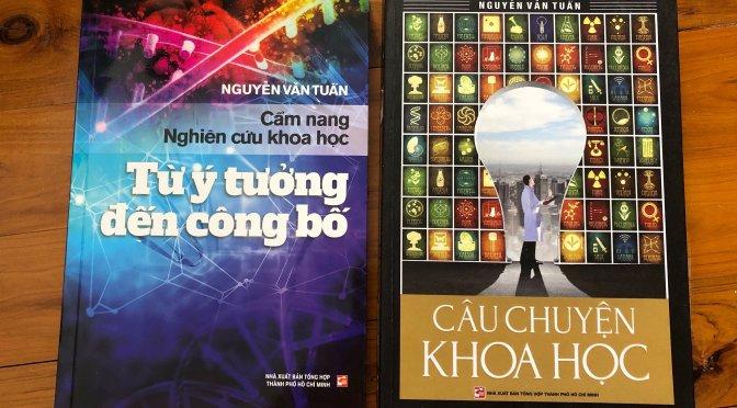 """Giới thiệu sách mới """"Cẩm nang nghiên cứu khoa học"""""""