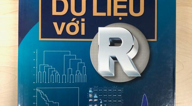 Giới thiệu sách về R
