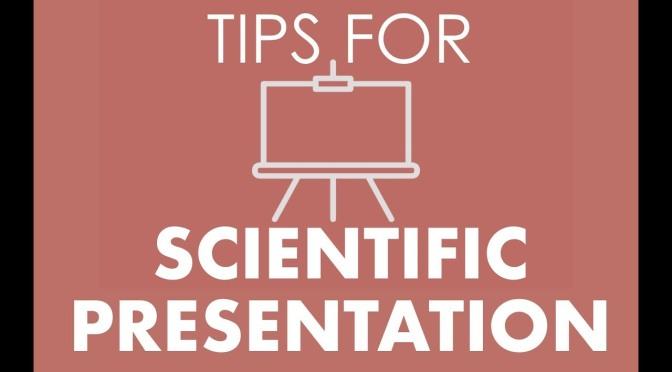 10 kĩ năng trong báo cáo khoa học